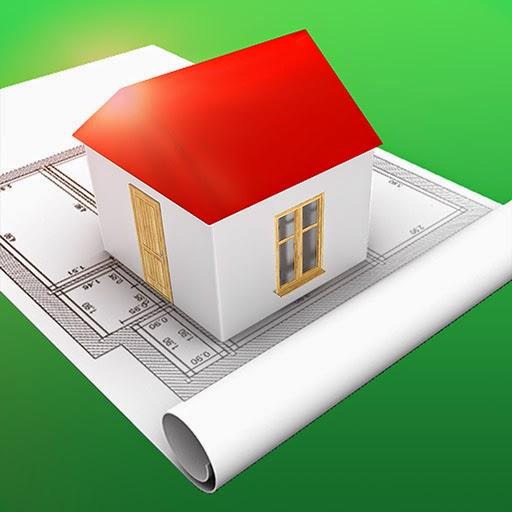 تطبيق تصميم المنزل و الديكور للأندرويد Home Design 3D