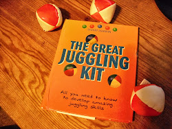 The Great Juggling Kit