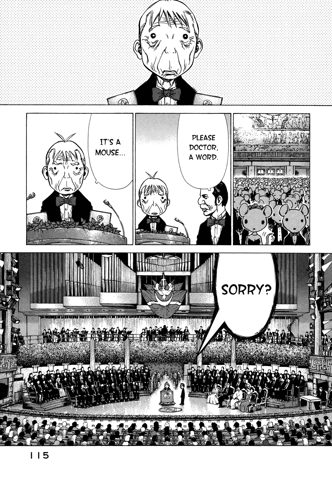 Hotel - Chapter 3