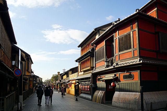 tempat wisata di kyoto jepang