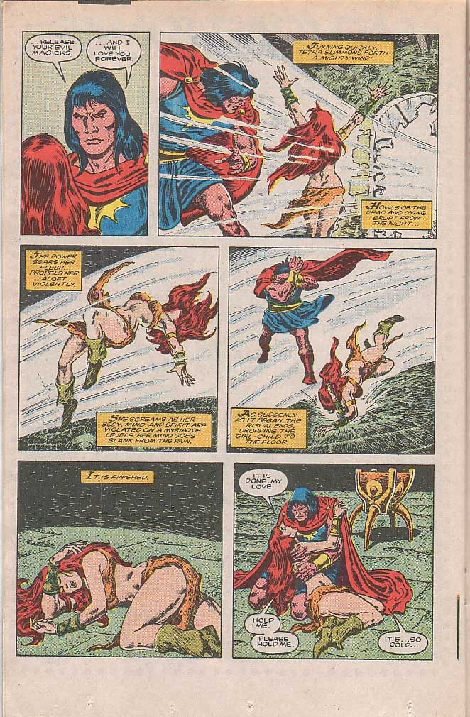 Conan the Barbarian (1970) Issue #185 #197 - English 18