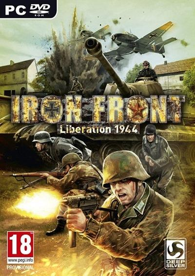 Iron Front Liberation 1944 PC Full Español Reloaded Descargar 2012