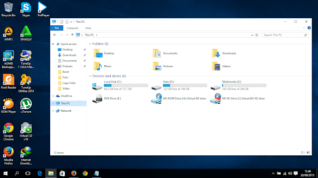 Download Windows 10 Final Full Version AIO (Home & Pro Edition) Official