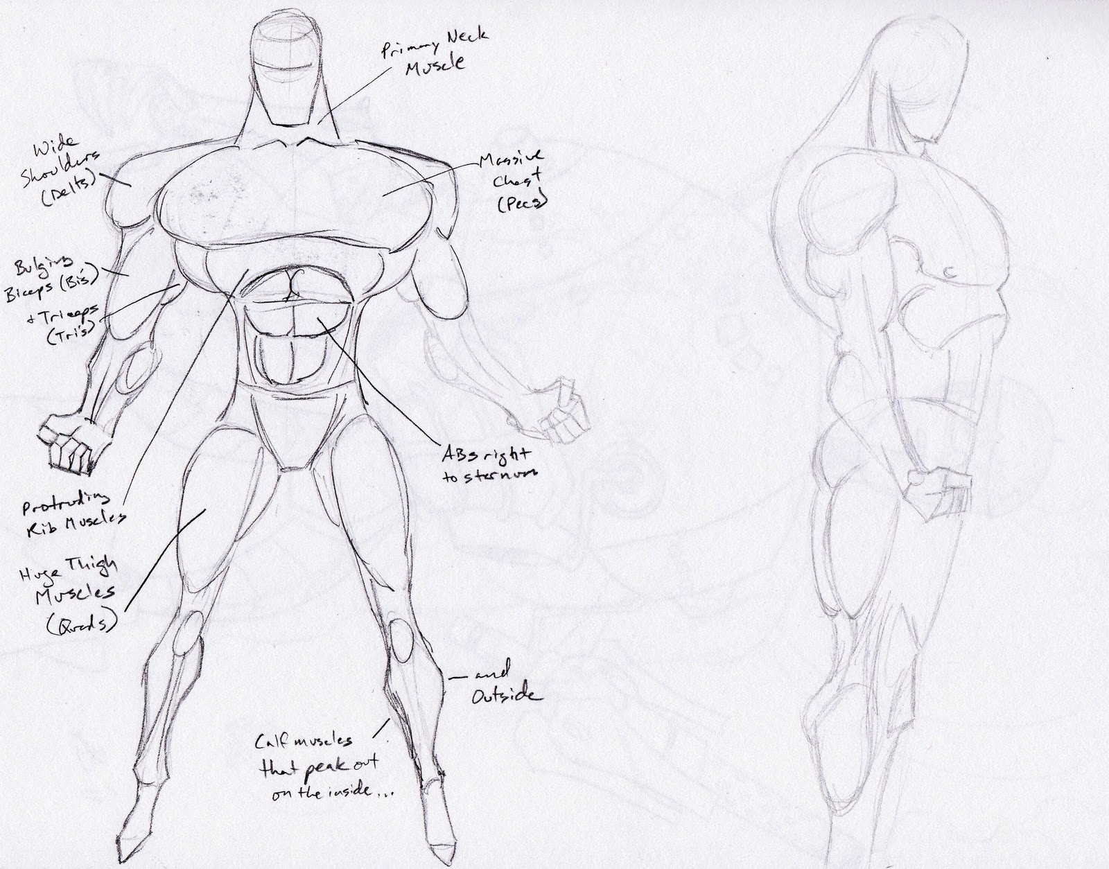 how to draw like comic book artists