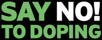 Say NO! to Doping is an awareness campaign from WADA