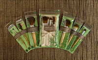 Bamboo Makeup Brushes1