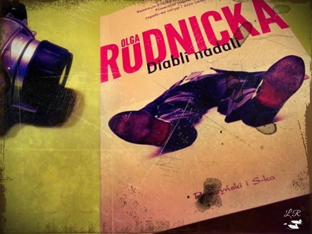Diabli nadali – Olga Rudnicka. A gdyby tak zabić Greya?