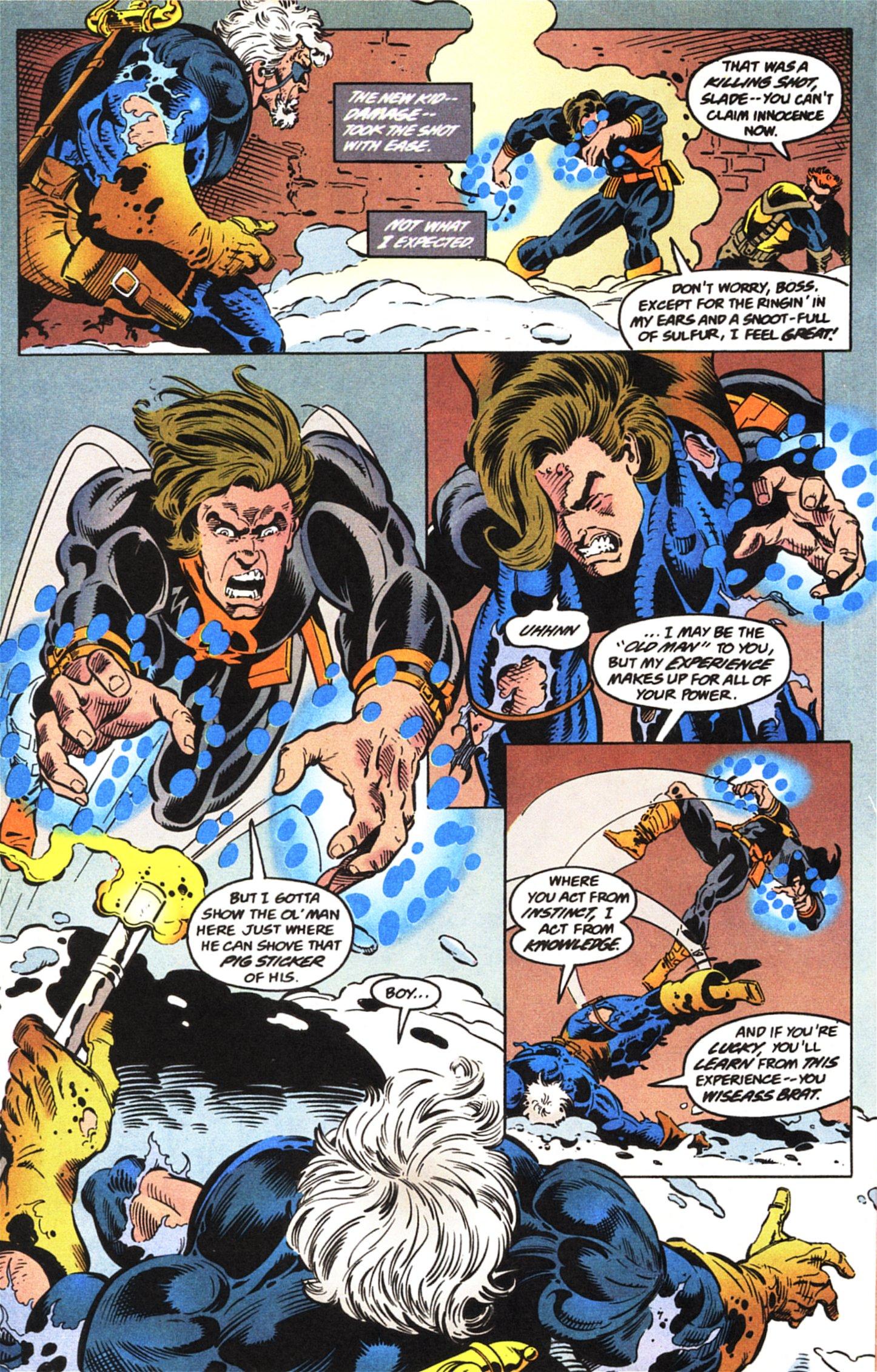 Deathstroke (1991) Issue #45 #50 - English 20