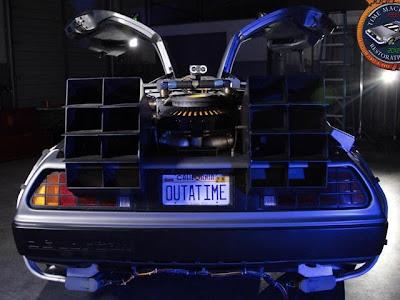 dmc DeLoreans