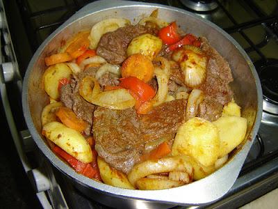 Como hacer bistec a la criolla recetas de cocina tattoo for Comidas faciles de preparar