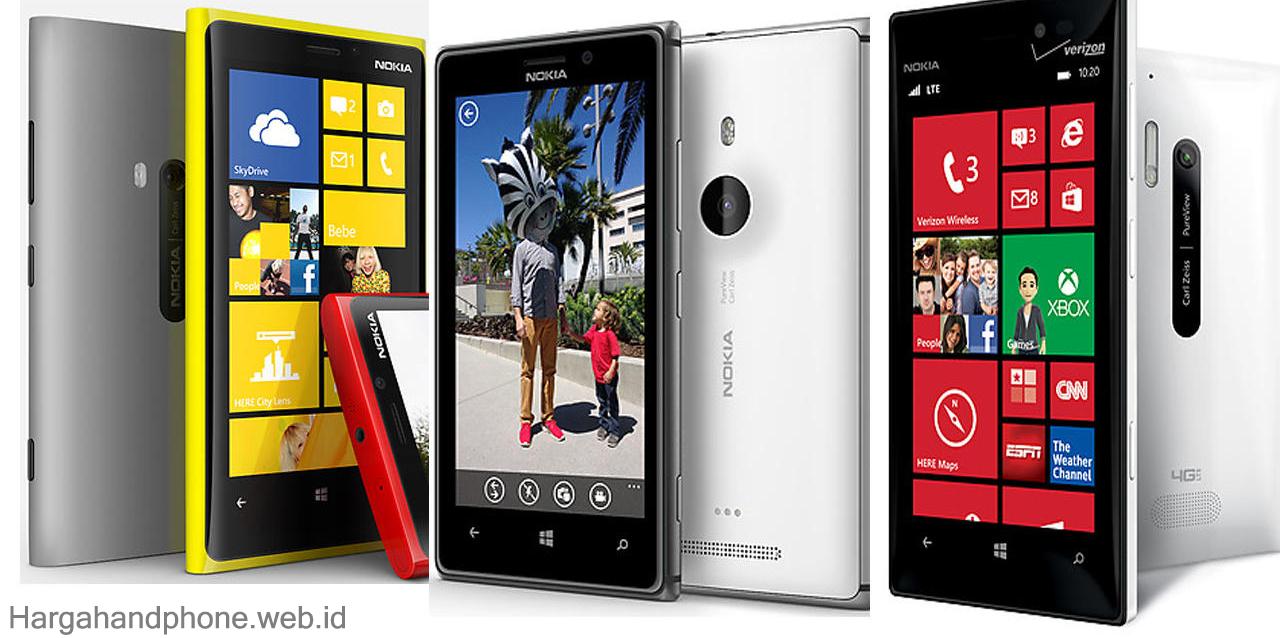 Harga Hp Nokia Lumia Harga Hp Nokia Lumia Spesifikasi
