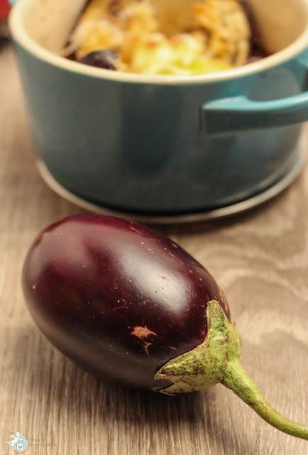 kleine Auberginen Rezept