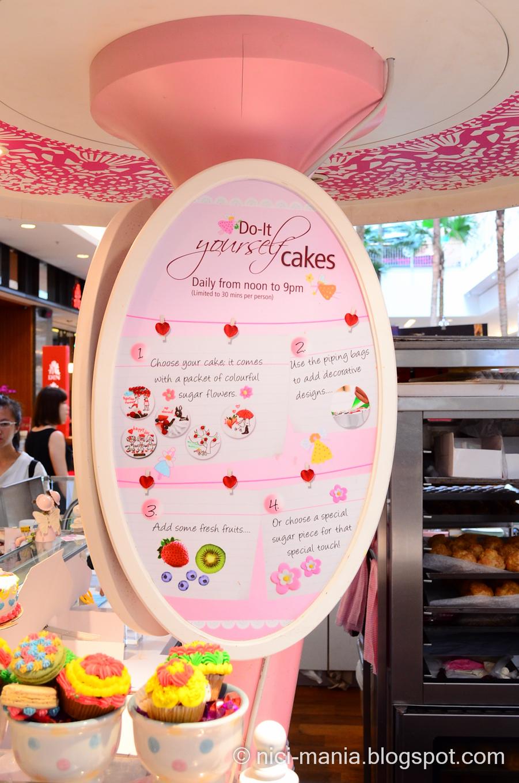 Cake Decorating Room : NICI-Mania - i   Love NICI Plush Toys: The Icing Room DIY Cake