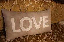 LOVE pute i lin