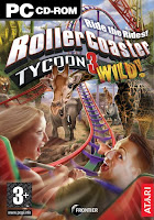 RollerCoaster Tycoon 3: Wild! (Expansion)