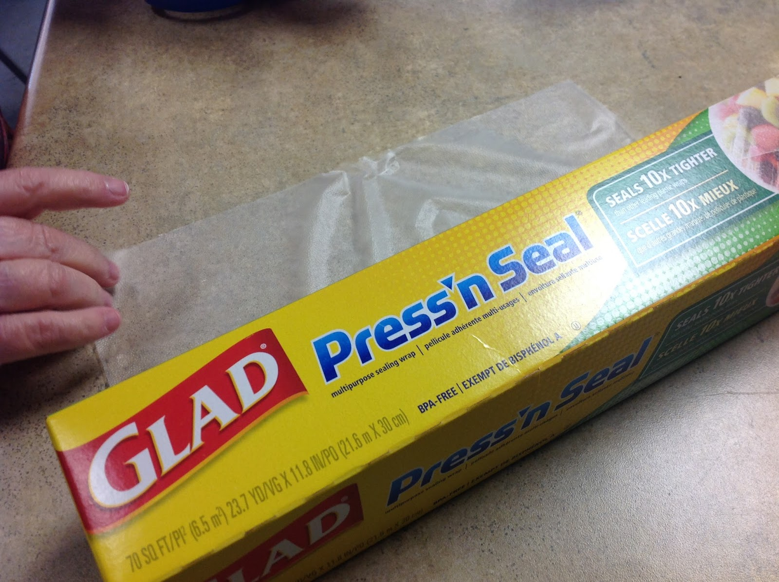 Press and Peel a new Bra