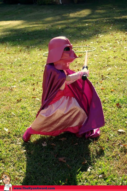 Awesome Kids Starwars Girls Halloween Costume