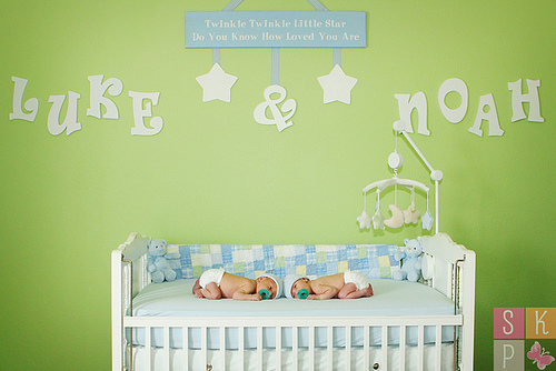 Adventures of the Betterton Bunch: Baby room ideas