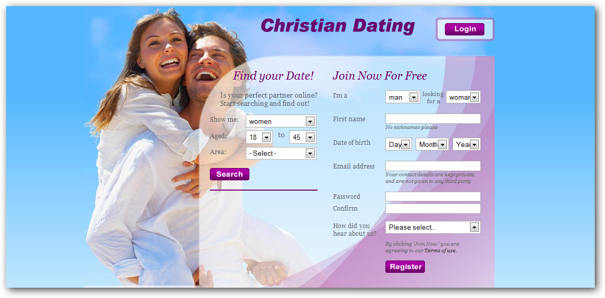 Clean online dating