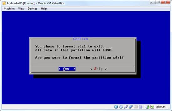 اعدادات virtualbox الخطوة 8