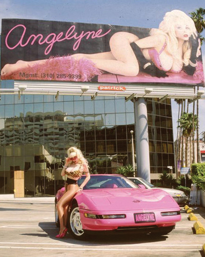 Angelyne Driven To Fantasy