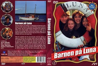 Дети на «Луне» / Barnen pa Luna. Серии 1, 2, 3.