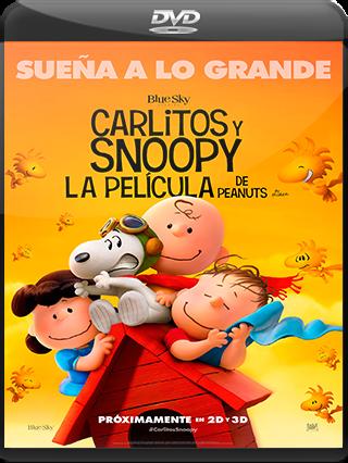 Carlitos y Snoopy: La película de Peanuts (720p x265) Latino