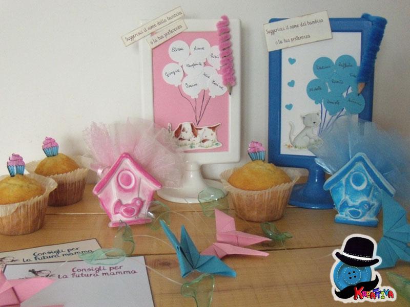 8 consigli per organizzare un baby shower