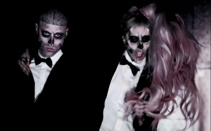 The Canadian SchoolZombie Boy Lady Gaga