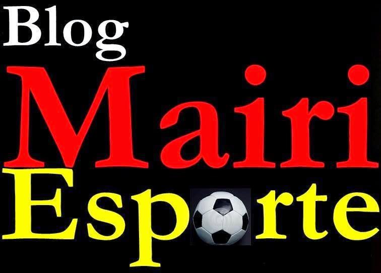 Acesse o blog - Mairi Esporte.
