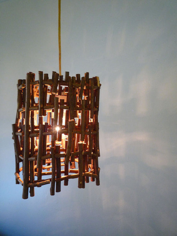 a home in the making pinterest party twig pendant. Black Bedroom Furniture Sets. Home Design Ideas
