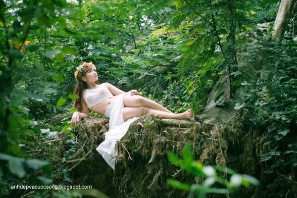 Cô gái của rừng xanh 2