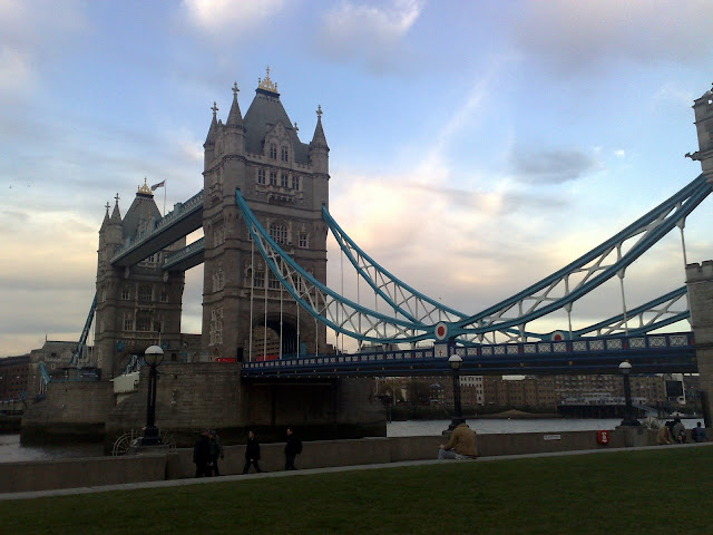 Torre de Londres, London tower bridge