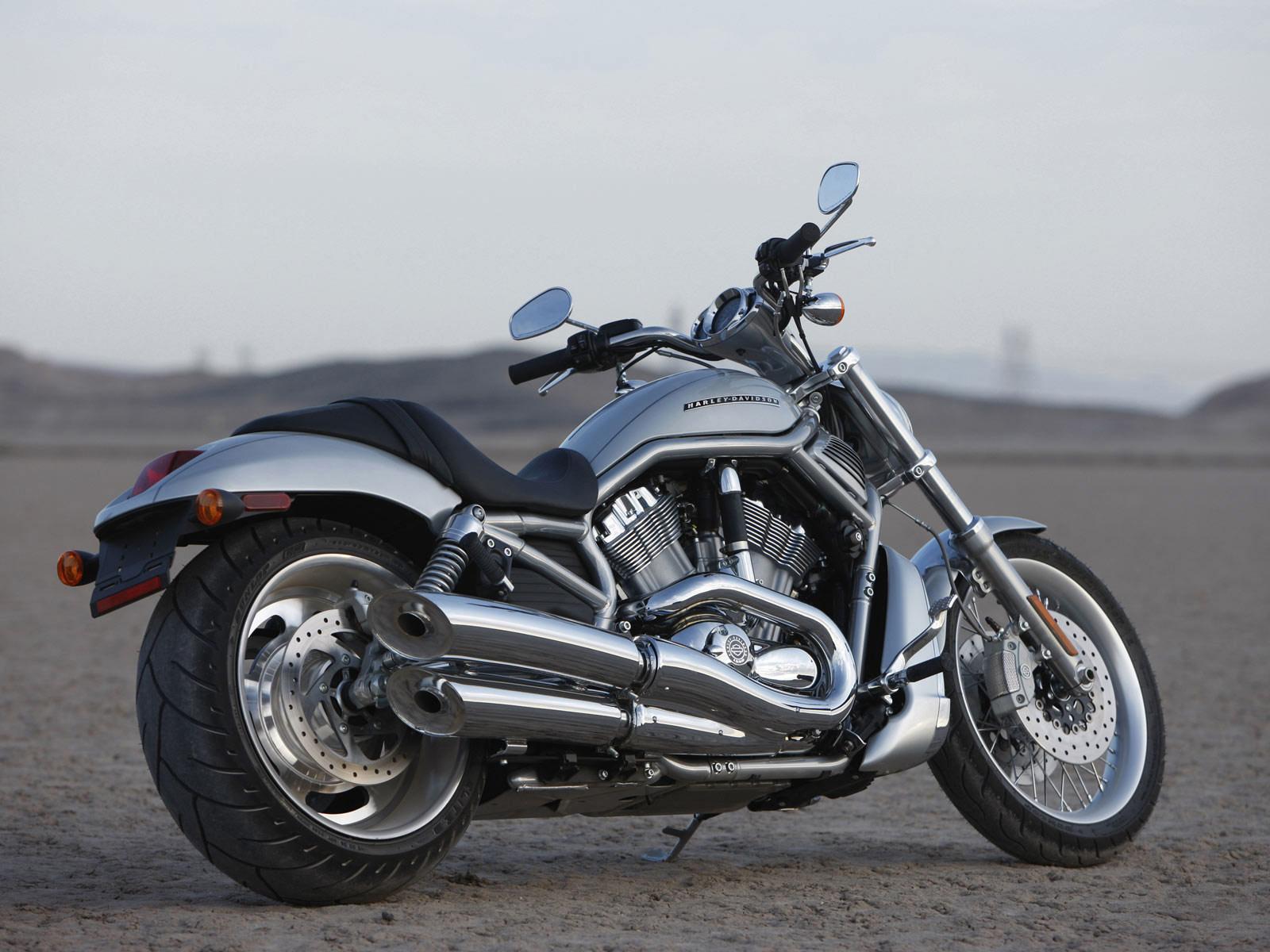 Harley Davidson V Rod Muscle Horsepower