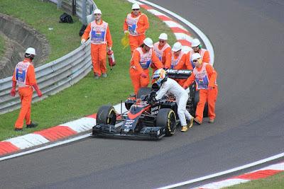 Rumores dentro de la Fórmula 1