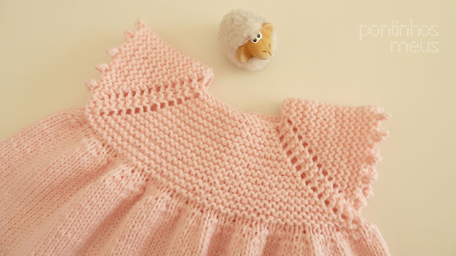 Pembe bebek elbisesi ve patik