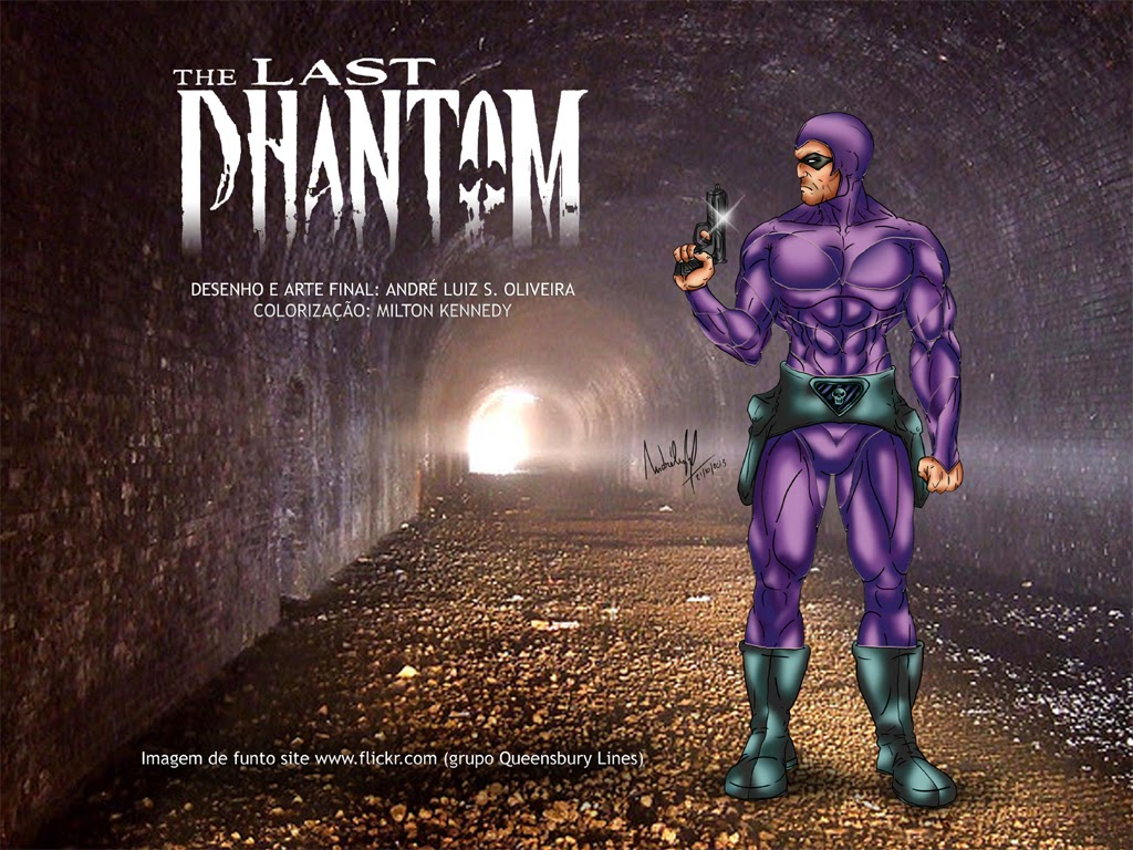 The Last Phantom - O último Fantasma