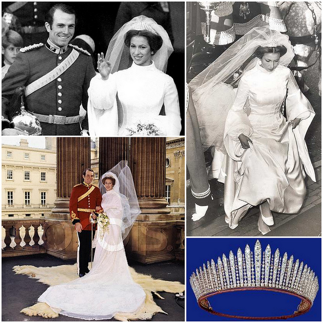 The Golden Age: Fringe Tiaras of Queen Mary
