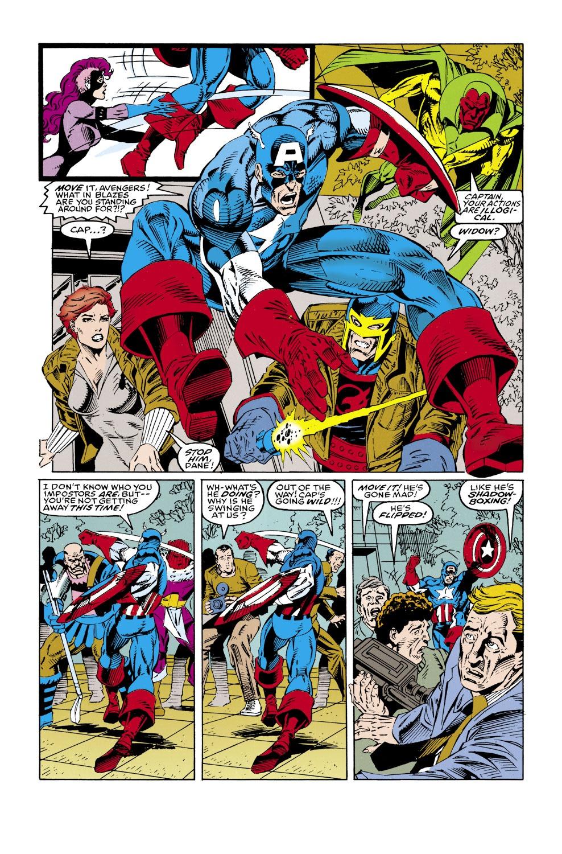Captain America (1968) Issue #425 #375 - English 27