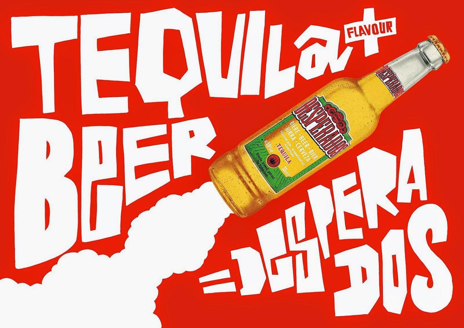 Sorteamos dos cajas de cerveza Desperados cedidas por Distribuciones López Tortosa
