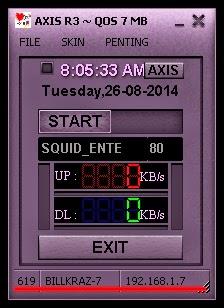 Inject AXI R3 QOS 7 MB 26 Agustus 2014