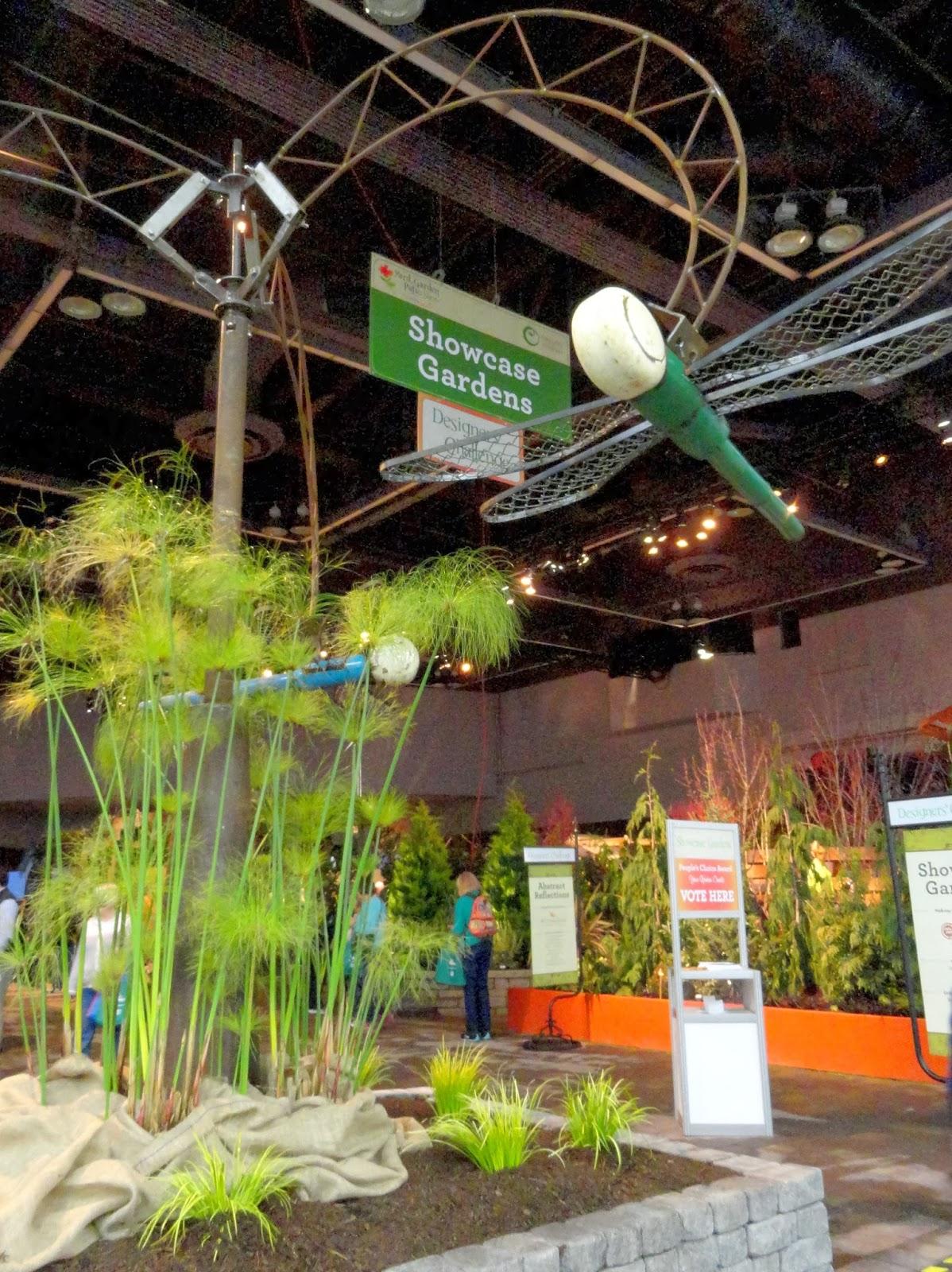 2014 Yard, Garden U0026 Patio Show, The Showcase Gardens.