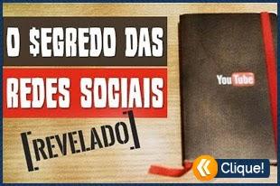 O segredo das redes sociais (Revelado)
