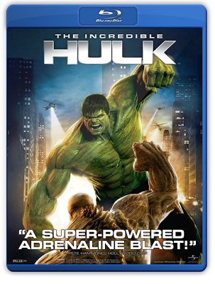El Increible Hulk Bluray