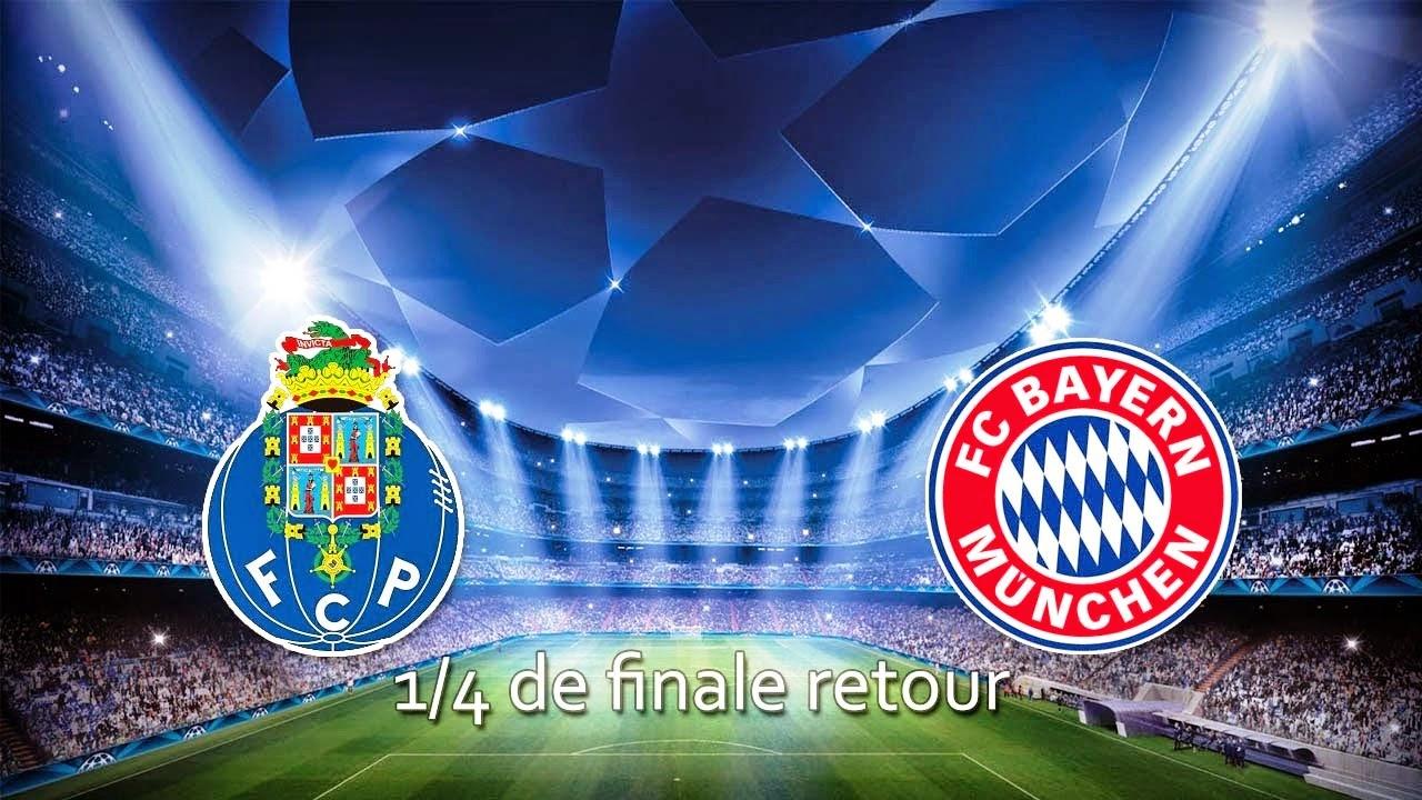 Futebol Clube do Porto X Bayern de Munique