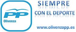 PP - (OLIVENZA) SIEMPRE CON EL DEPORTE.
