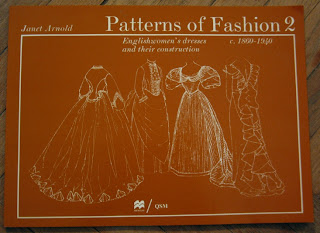 Patterns of Fashion 2 Janet Arnold