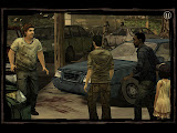 Walking Dead: The Game Friends