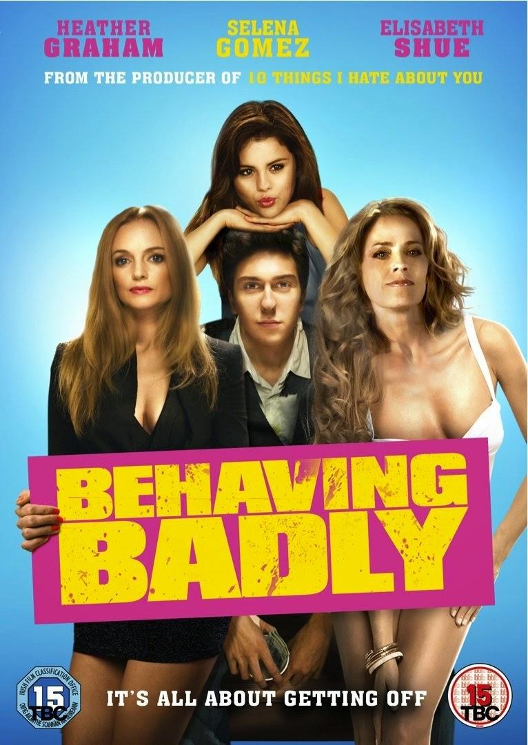 Behaving Badly (2014) ταινιες online seires xrysoi greek subs