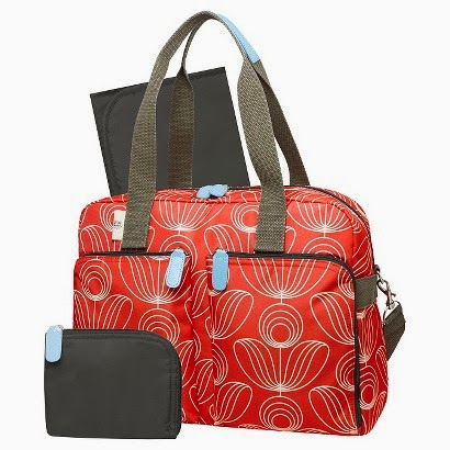 i love orla kiely orla kiely diaper bags on sale at target. Black Bedroom Furniture Sets. Home Design Ideas